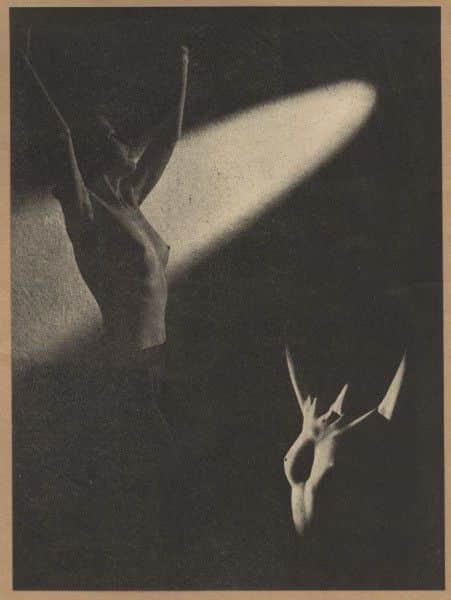 'Reversal' by Irvine Greene, c. 1941-2, Comment 15