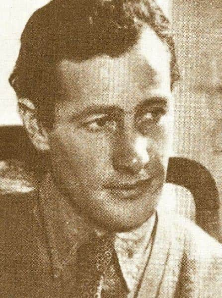 Sidney Nolan, 1944, photograph Albert Tucker