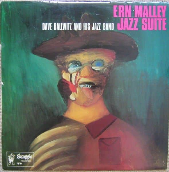 "Dave Dallwitz, ""Ern Malley Jazz Suite"", Swaggie Records, Melbourne, 1975."