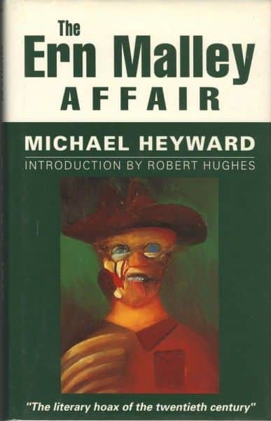 "Michael Heyward, ""The Ern Malley Affair"", University of Queensland Press, Brisbane, 1993."