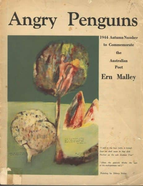 """Angry Penguins"", No 6 Autumn Number, Reed & Harris, Melbourne, 1944."