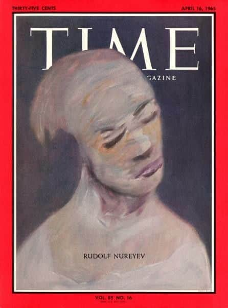 """Time"", Vol. 87, No. 16, New York, 16 April 1965."