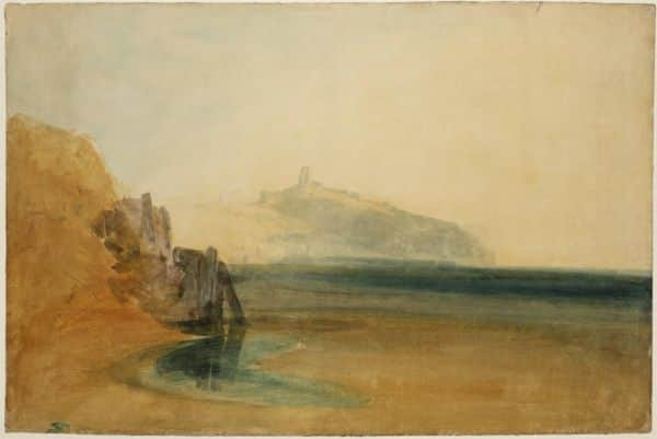 """Scarborough"", JMW Turner, 1809"