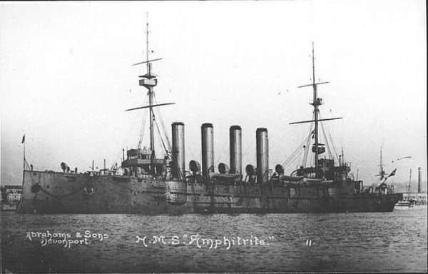 HMS Amphitrite