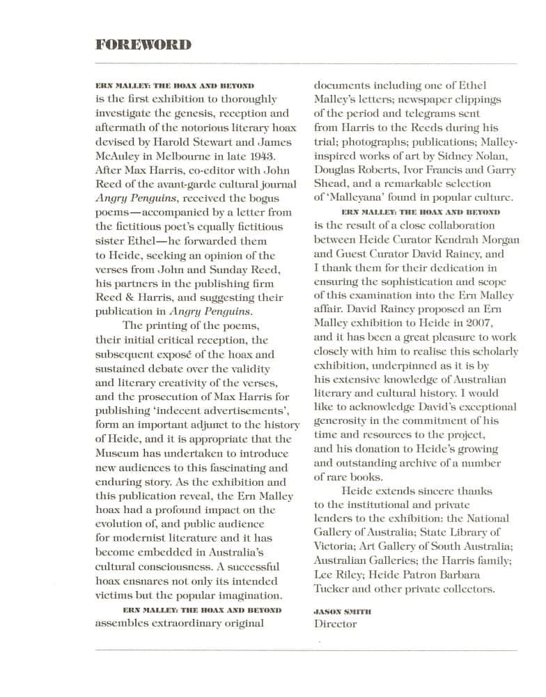 Hoax & Beyond p. 3