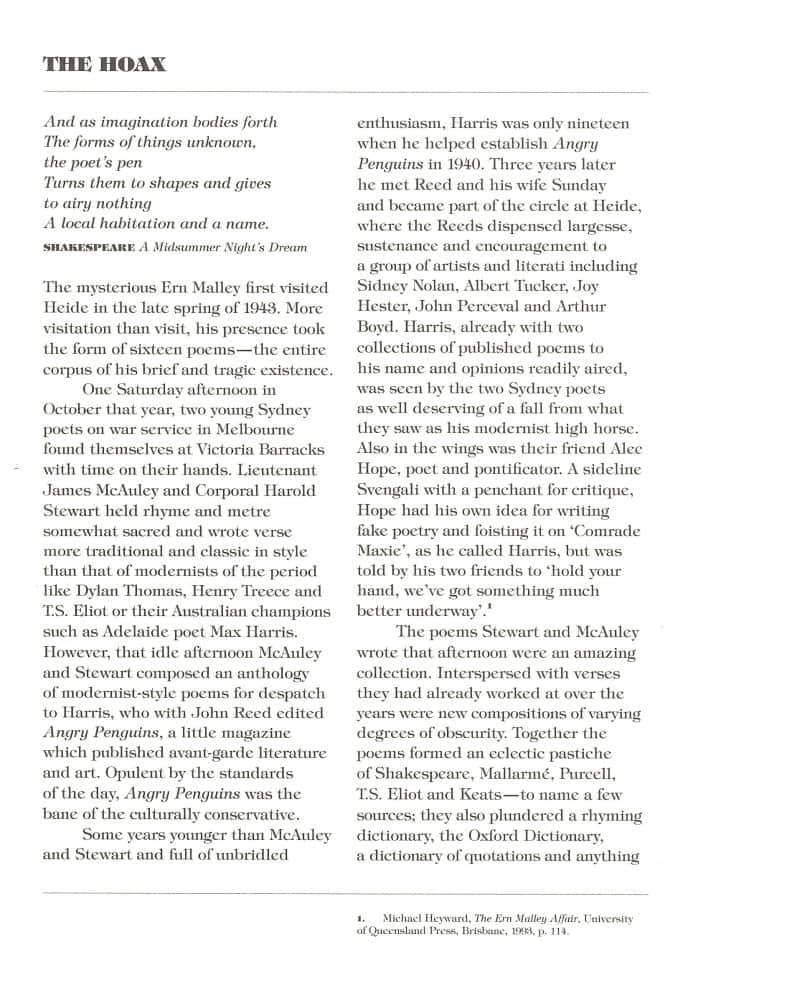 Hoax & Beyond p. 6