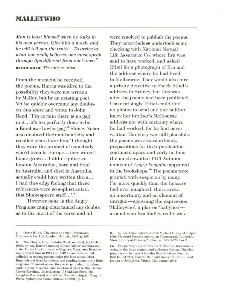 Hoax & Beyond p. 12