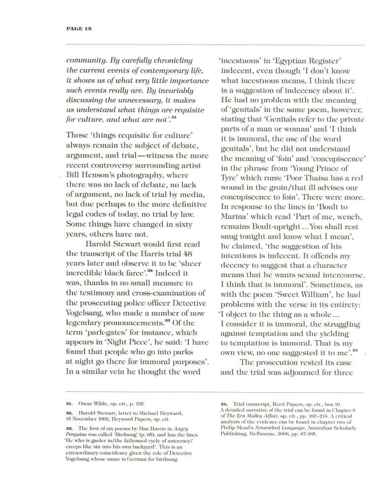 Hoax & Beyond p. 19
