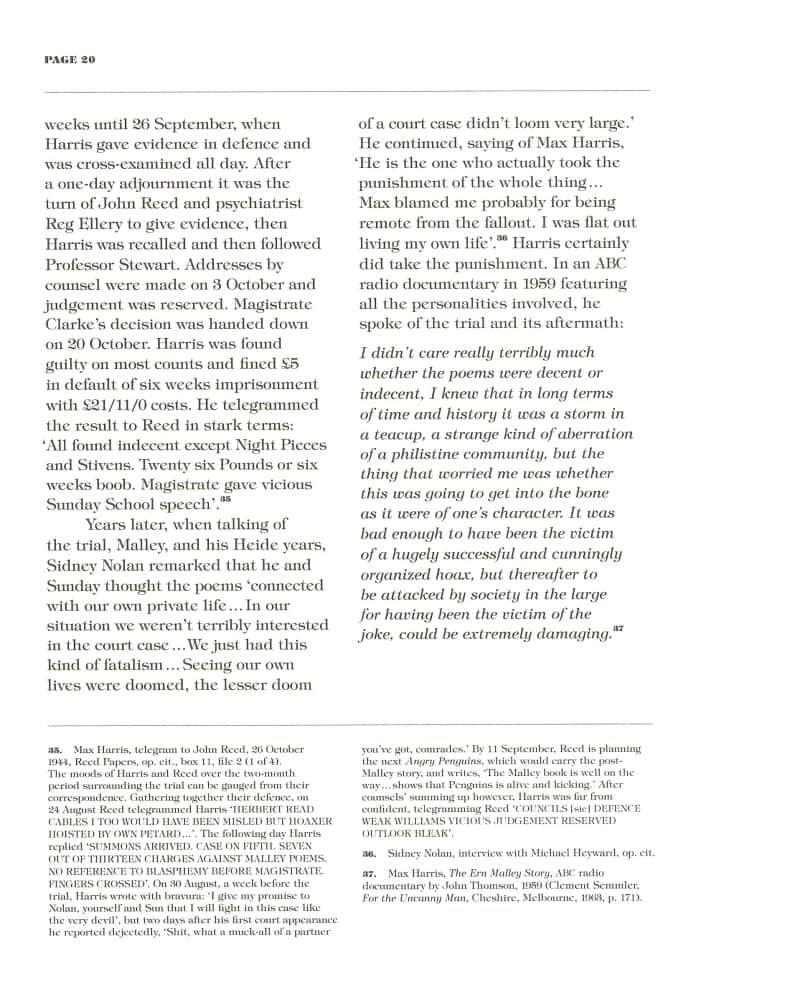 Hoax & Beyond p. 20
