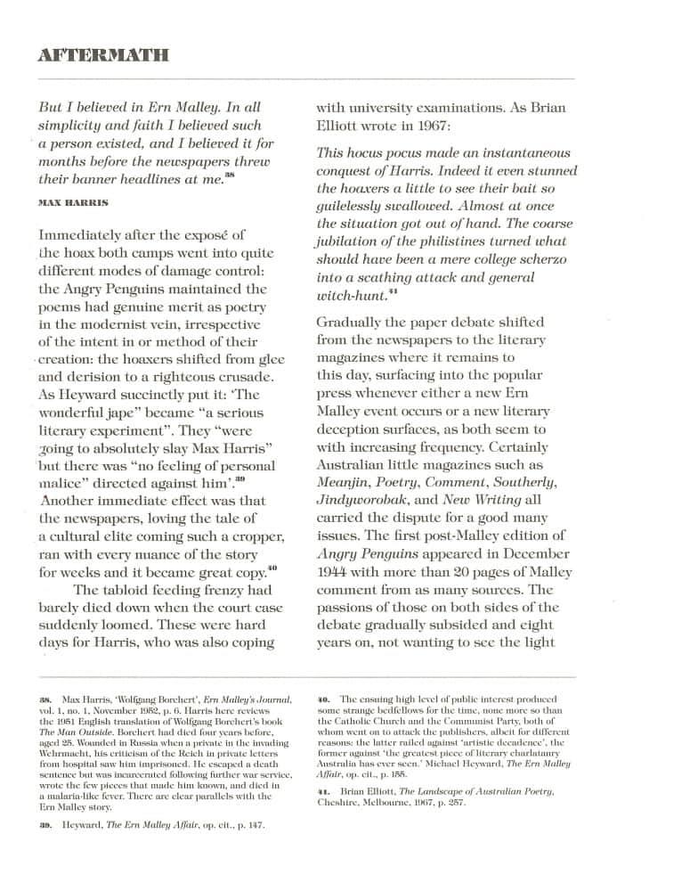 Hoax & Beyond p. 24