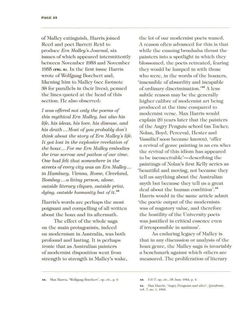 Hoax & Beyond p. 25