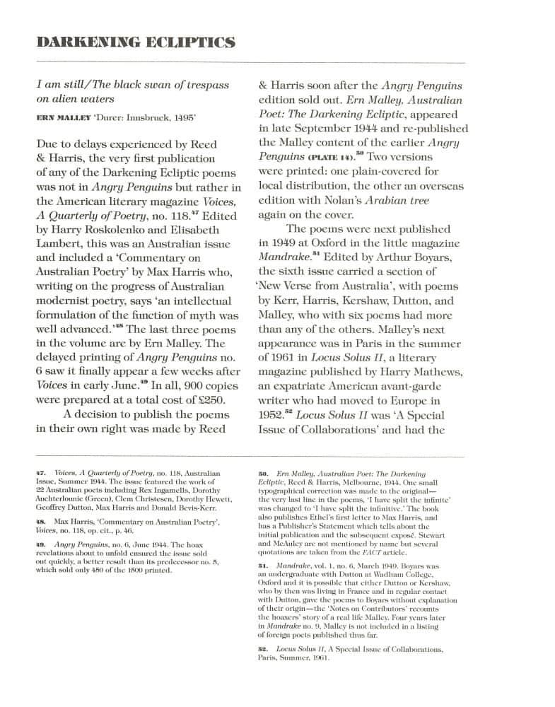 Hoax & Beyond p. 30