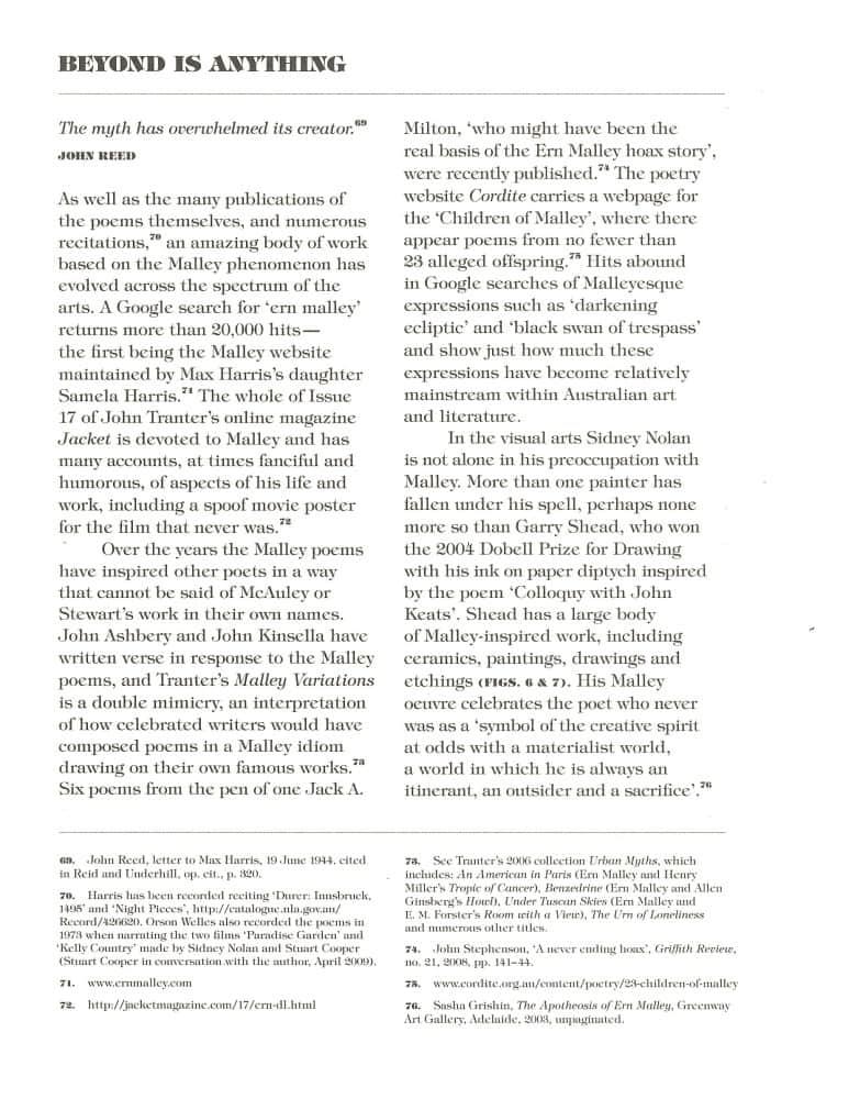Hoax & Beyond p. 50
