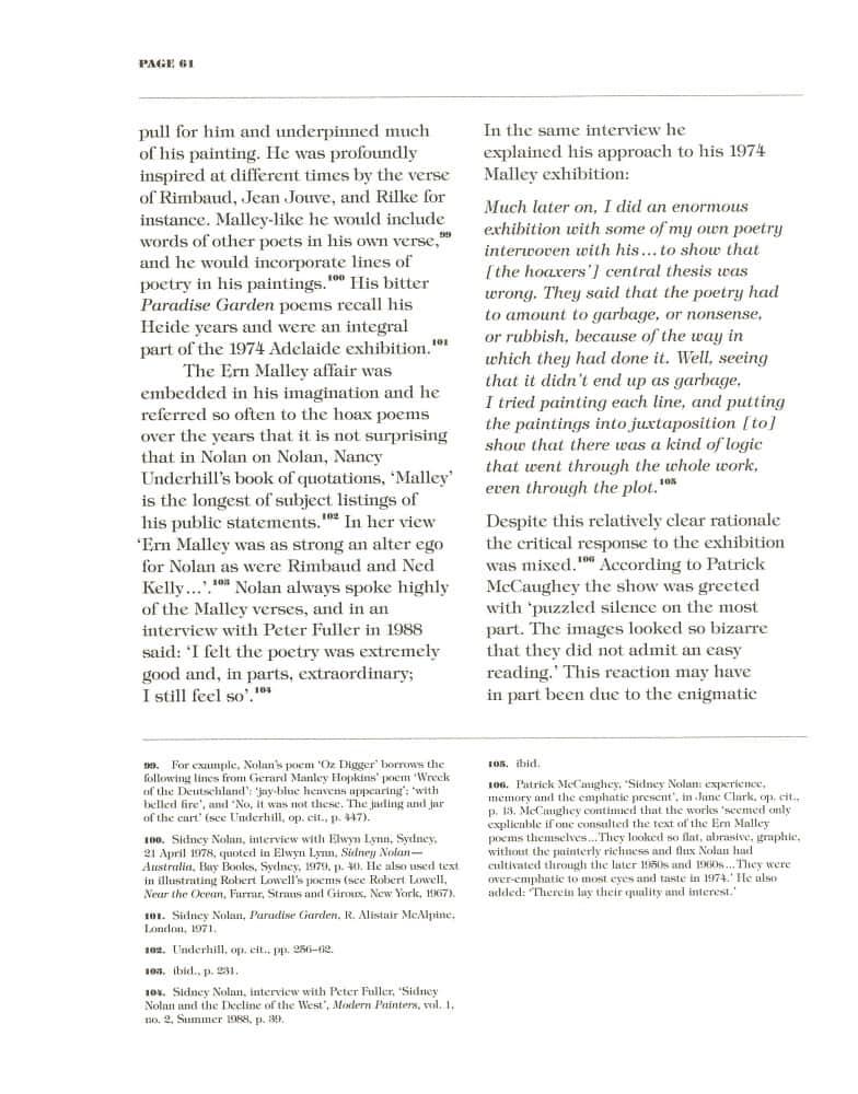Hoax & Beyond p. 61
