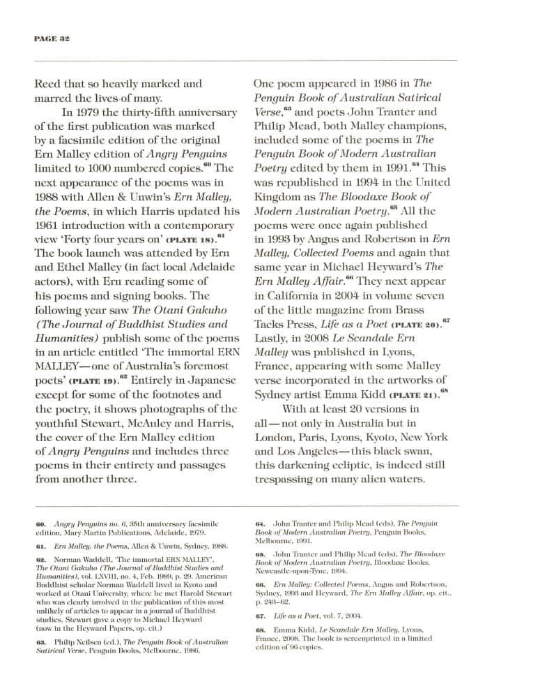 Hoax & Beyond p. 32